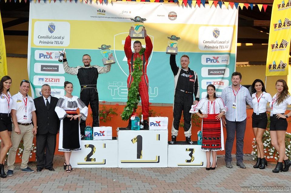 Lucian Răduț a câștigat Trofeul Teliu 2015