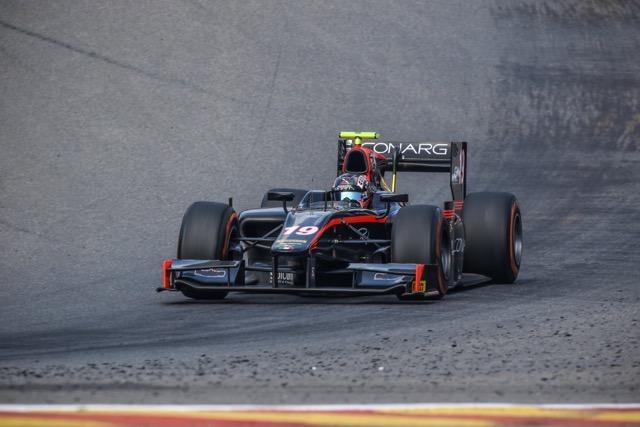Robert Visoiu, weekend oscilant la Spa Francorchamps