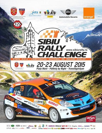Sibiu Rally Challenge: restrictii de circulatie