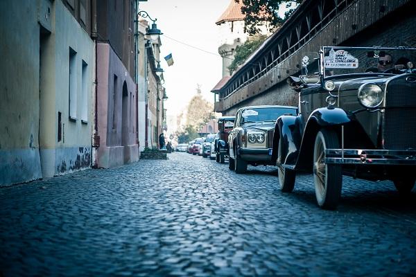 20 de mașini legendare se vor întrece la Sibiu Classic Challenge