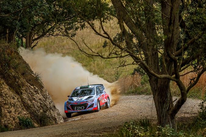 Hyundai Motorsport si-a consolidat pozitia in clasamentul general