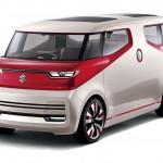 Salonul Auto de la Tokyo 2015: Suzuki prezintă Ignis și o serie de concepte inovatoare