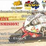 Campionatul National de Motociclism Viteza, etapa a IV-a