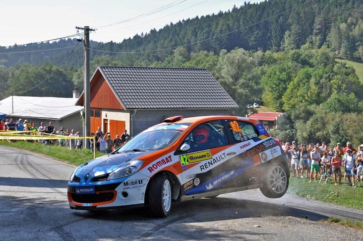 Alex Filip si Bogdan Iancu, obiectiv atins la Barum Czech Rally Zlin 2015