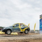 Echipajul Shark Racing preia conducerea in Cupa Dacia Debutanti dupa Raliul Iasului