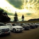 Noile SUV-uri de la Mercedes-Benz