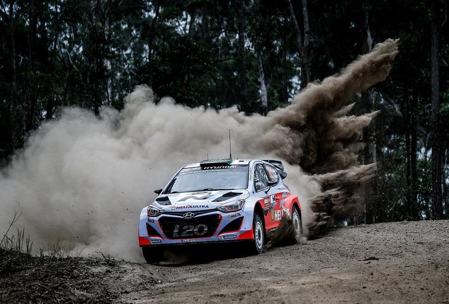 Raliul Australiei, echipajele Hyundai Motorsport sunt pregatite pentru noi provocari