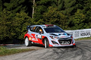 2014 World Rally Championship / Round 11 /  Rallye de France // Worldwide Copyright: Hyundai Motorsport