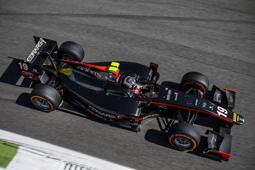 Robert Visoiu, prestatie pozitiva si puncte la Monza