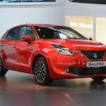 Suzuki a prezentat noul Baleno la Salonul Auto de la Frankfurt