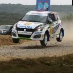 Raliul Iașului, Vlad Cosma câștigă în Cupa Suzuki și titlul la clasa 9