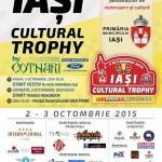 Iasi Cultural Trophy by Cotnari