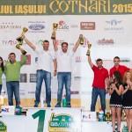 Victorie pentru Raspopa, debut pentru Grigoriu la Raliul Iasului
