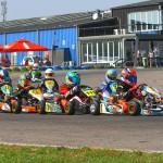 Titlurile de campioni naționali la karting se decid pe circuitul Speed Park din Bacău