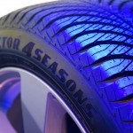 Goodyear Vector 4Season Gen-2, calatorie prin Europa