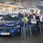 20.000.000 de vizitatori la BMW Welt