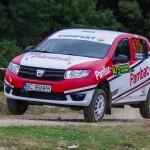 Start in formula completa la Harghita pentru pilotii Raspopa si Grigoriu