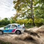 BCR Leasing Rally Team: vicecampioni la echipe  şi în clasamentul piloţilor