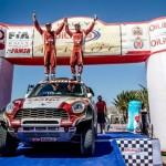 Nasser Al-Attiyah, câştigător al ediţiei 2015 a Cupei Mondiale FIA pentru Raliuri Cross-Country