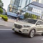 Noul Hyundai Tucson, cinci stele la testele Euro NCAP