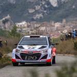Raliul Spaniei: podium pentru Hyundai Motorsport si Dani Sordo