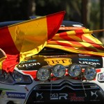 Raliul Spaniei: Simone Tempestini luptă pentru un loc pe podium