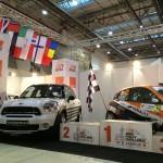 Sibiu Rally Challenge s-a promovat la Salonul Auto București