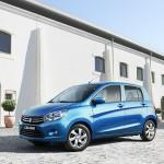 Suzuki va comercializa modelul Celerio în România