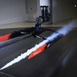 Misiunea de apărare a trofeului America's Cup se accelerează în tunelul aerodinamic BMW