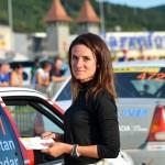 Vanessa Cadar, din pasiune, de la copilot la pilot