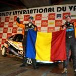 Alex Filip și Bogdan Iancu, triumf în ERC 3 pe specialele din Rallye International du Valais