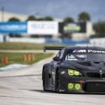 BMW M6 GTLM: Debut public la testul de la Daytona