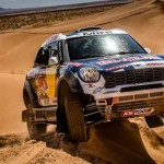 Raliul Dakar, 12 echipaje MINI ALL4 Racing