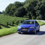 Noul Audi A4, cinci stele la testul Euro NCAP