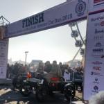 Premieră românească: echipajul Gabriel Bălan – Bogdan Coconoiu a participat la London To Brighton Veteran Car Run