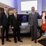 "BMW i a fost distins de Naţiunile Unite (ONU) cu premiul ""Momentum for Change"""
