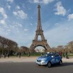 Hyundai Motor a livrat cinci autovehicule ix35 Fuel Cell unei companii start-up de taxi