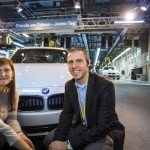 Automobilul 150.000 livrat la BMW Welt