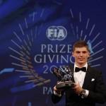 Paris, Gala FIA: trei premii pentru Max Verstappen