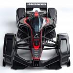 McLaren MP4-X, monopostul viitorului