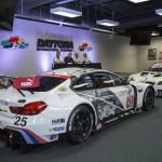 Daytona: BMW a prezentat designul noilor modele de curse BMW M6 GTLM