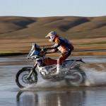 Dakar 2016: Mani Gyenes pe 20 la general la jumatatea raliului