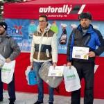Promo Rally 3: test pe zapada pentru pilotii amatori