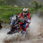 Traseul Raliului Dakar 2016