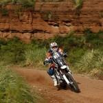 Dakar 2016, Mani Gyenes: locul 20 înainte de intrarea în munți