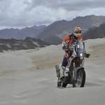 Dakar 2016: Mani Gyenes pe 13 la general