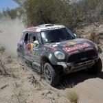 Raliul Dakar 2016 – MINI obţine un nou rezultat excelent