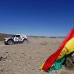Nasser Al-Attiyah şi navigatorul Mathieu Baumel au sărbătorit prima victorie de probă specială în Dakar 2016