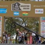 Mani Gyenes, al 26-lea timp la Prologul Dakar 2016