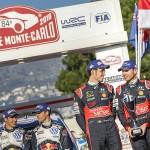 Raliul Monte-Carlo: Noua generatie i20 WRC debuteaza cu o clasare pe podium